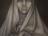 Turkana Girl ~ 27x22